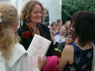 Lesbian wedding in Sussex